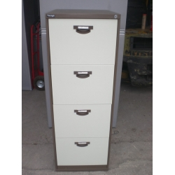 Triumph Superglider 4-drawer Filing Cabinet