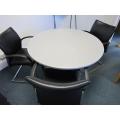 round table belvedere eco office desk eco furniture